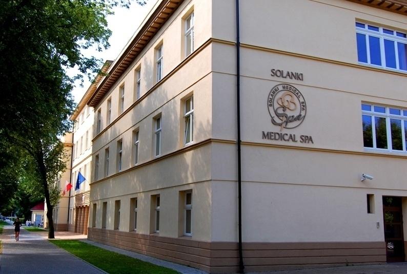Medical SPA - budynek