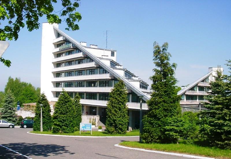 Magnolia - budynek