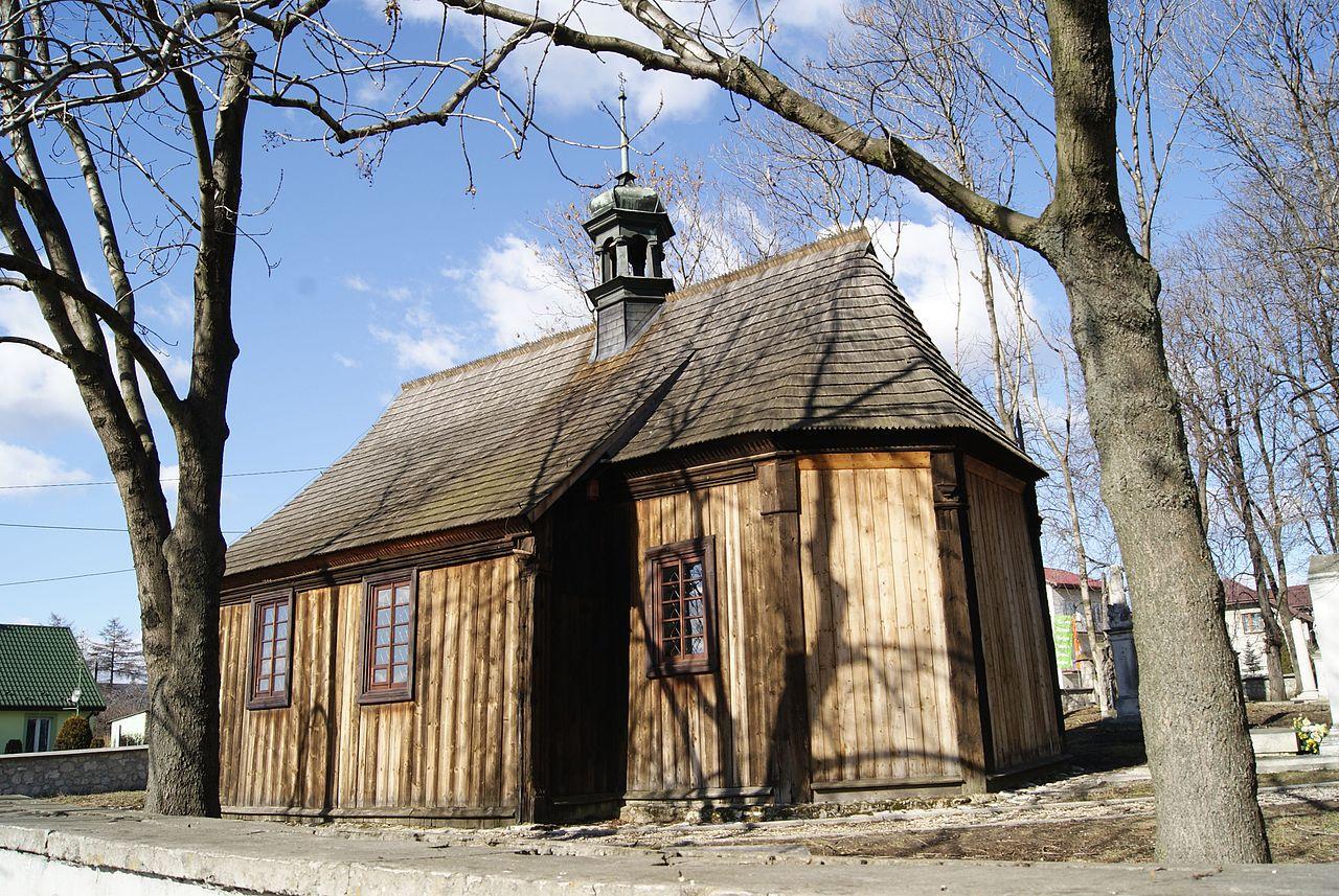 Busko Zdrój - Kościół Św. Leonarda