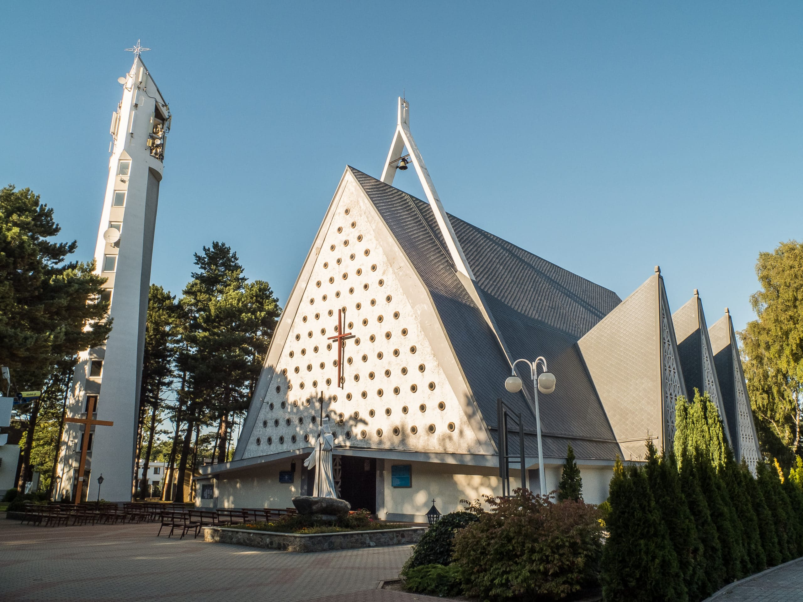 Władysławowo - kościół