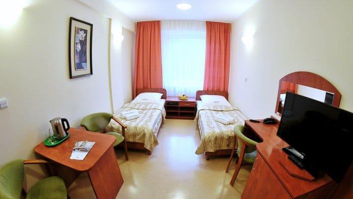 Muszelka  - pokój  2 os.