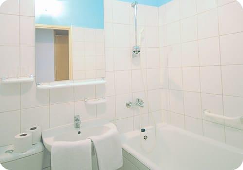 Kamienny Potok - łazienka
