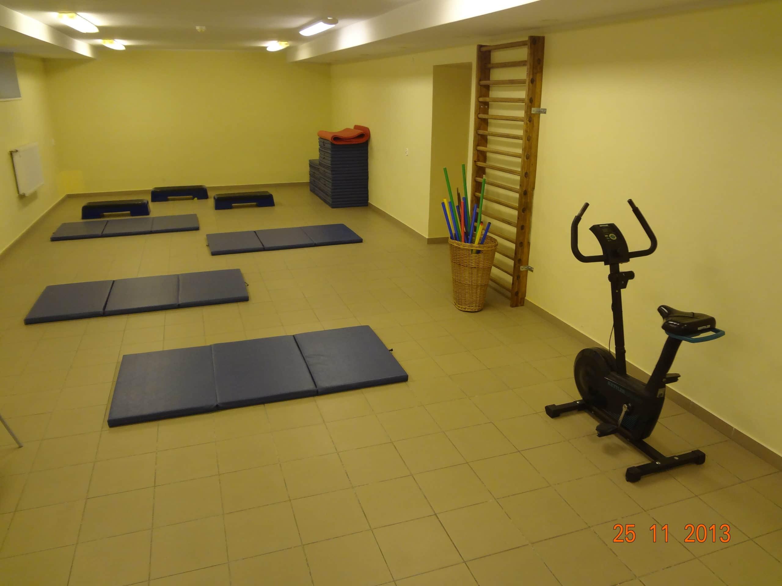 Sala do cwiczeń