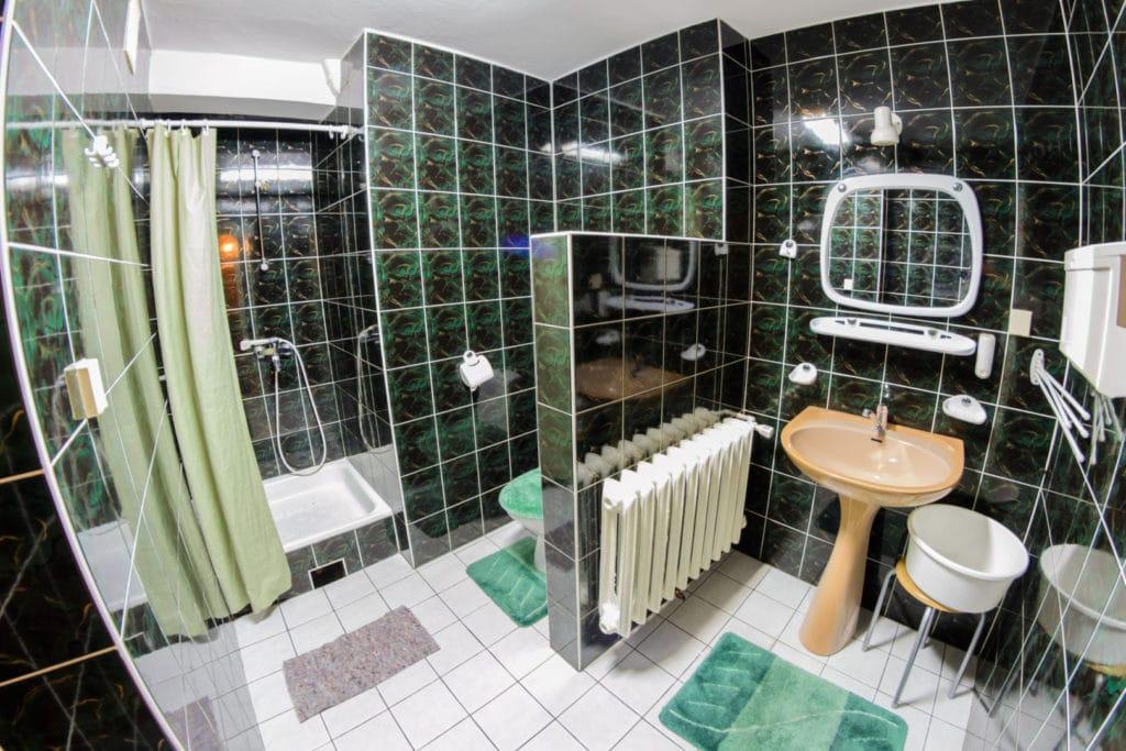 Limba - łazienka