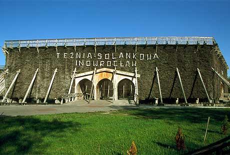 Inowrocław - Tężnia solankowa