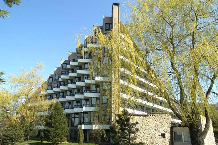 Tulipan - budynek