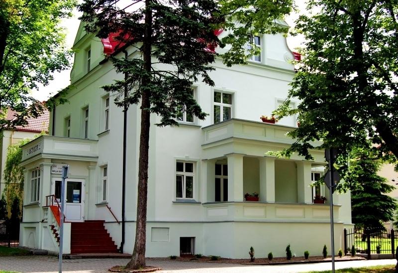 Willa Ostoja - budynek