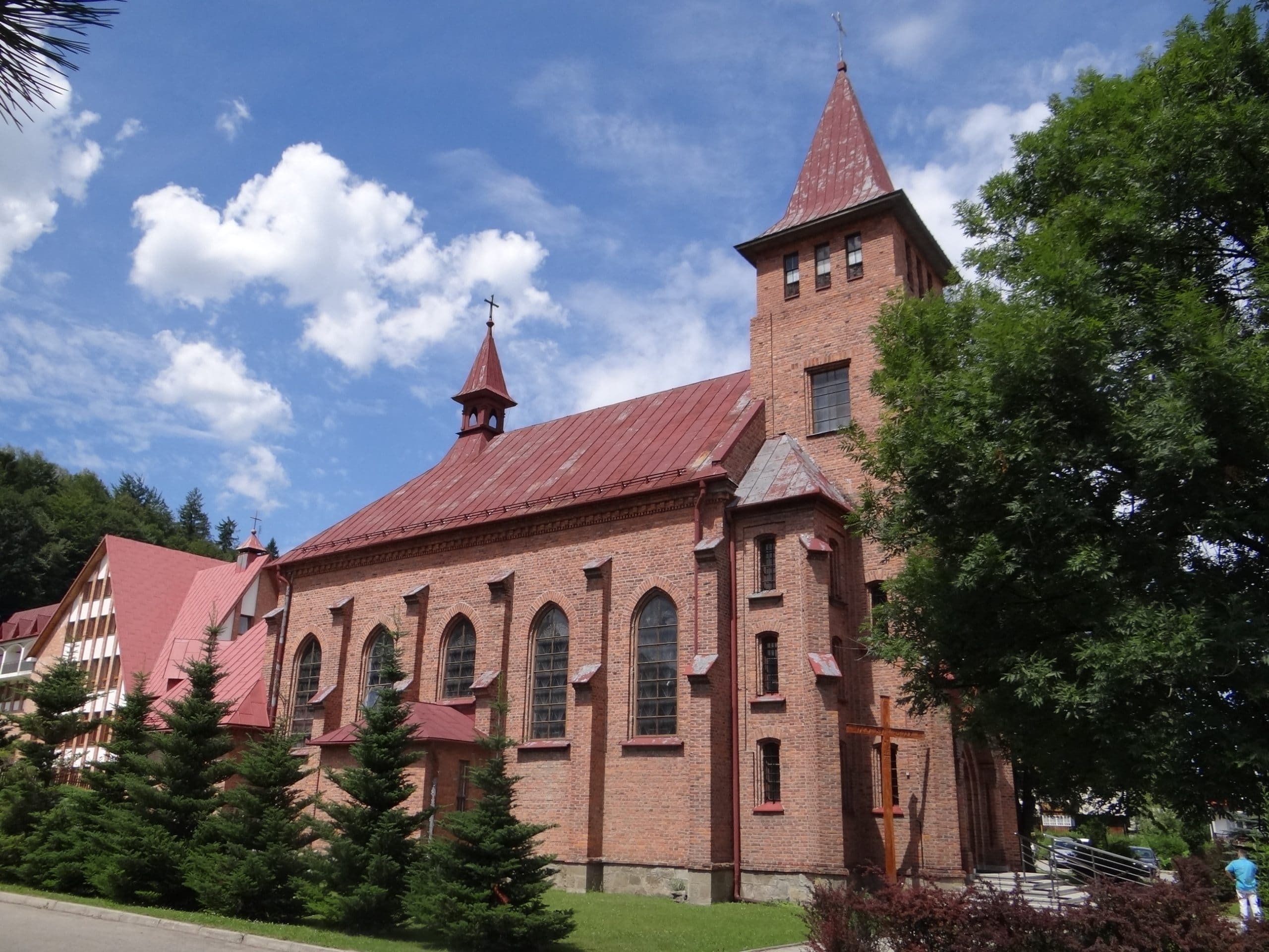 Korbielów - Kościół