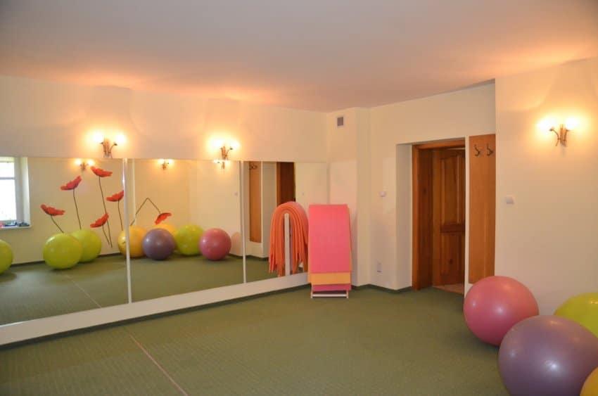 Sala cwiczeń