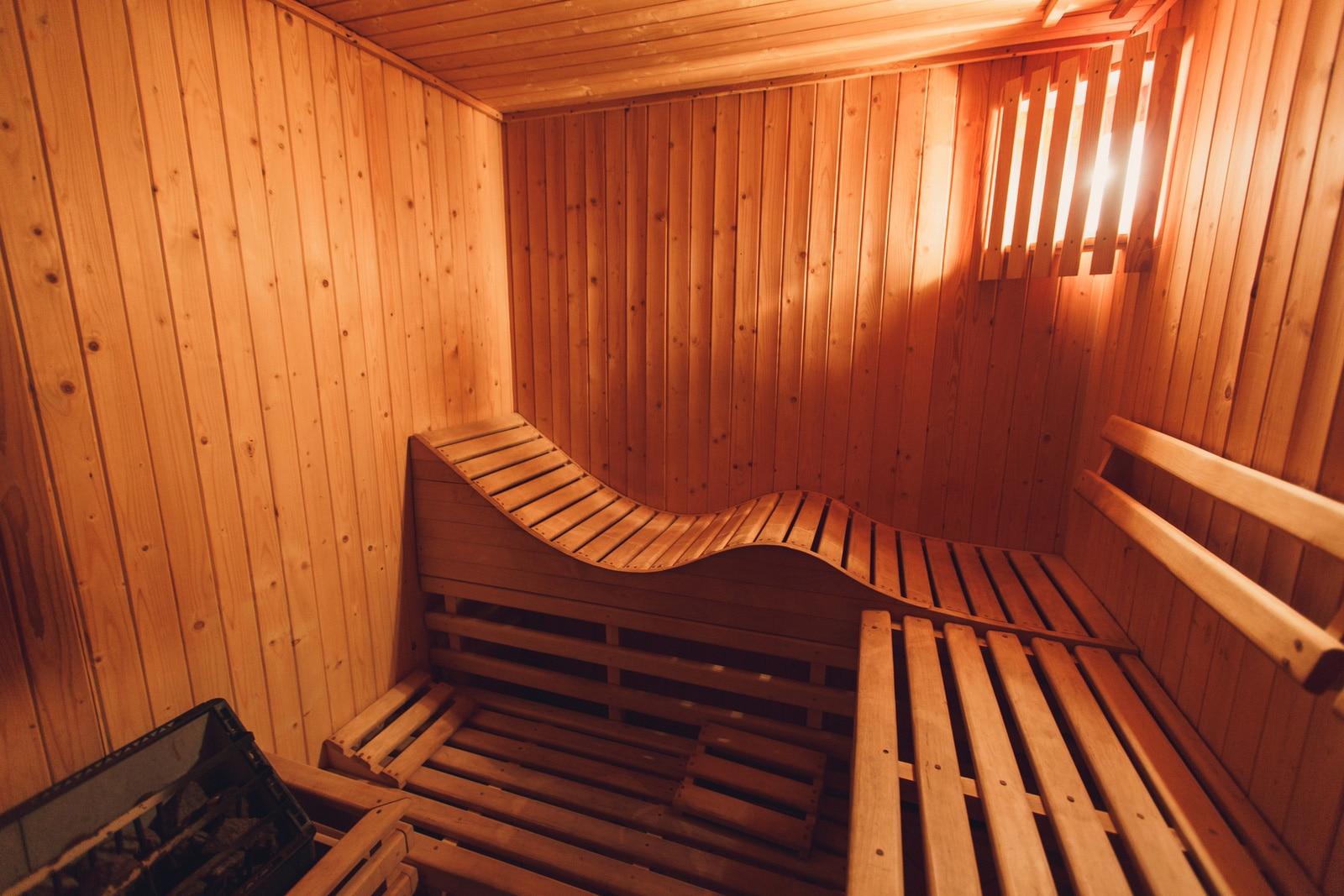 Zakopane GEOVITA - sauna