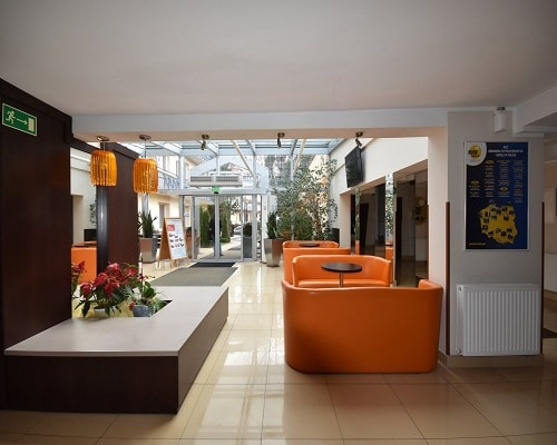 Hall HOTEL*** NAT Kołobrzeg