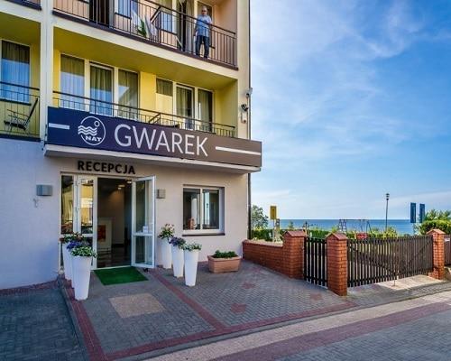 OW Gawrek - budynek