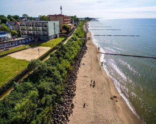 OW Gawrek - plaża