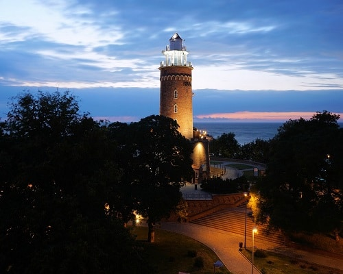 Kołobrzeg - latarnia morska