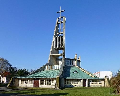 Kościół pod wezwaniem Św. Wojciecha
