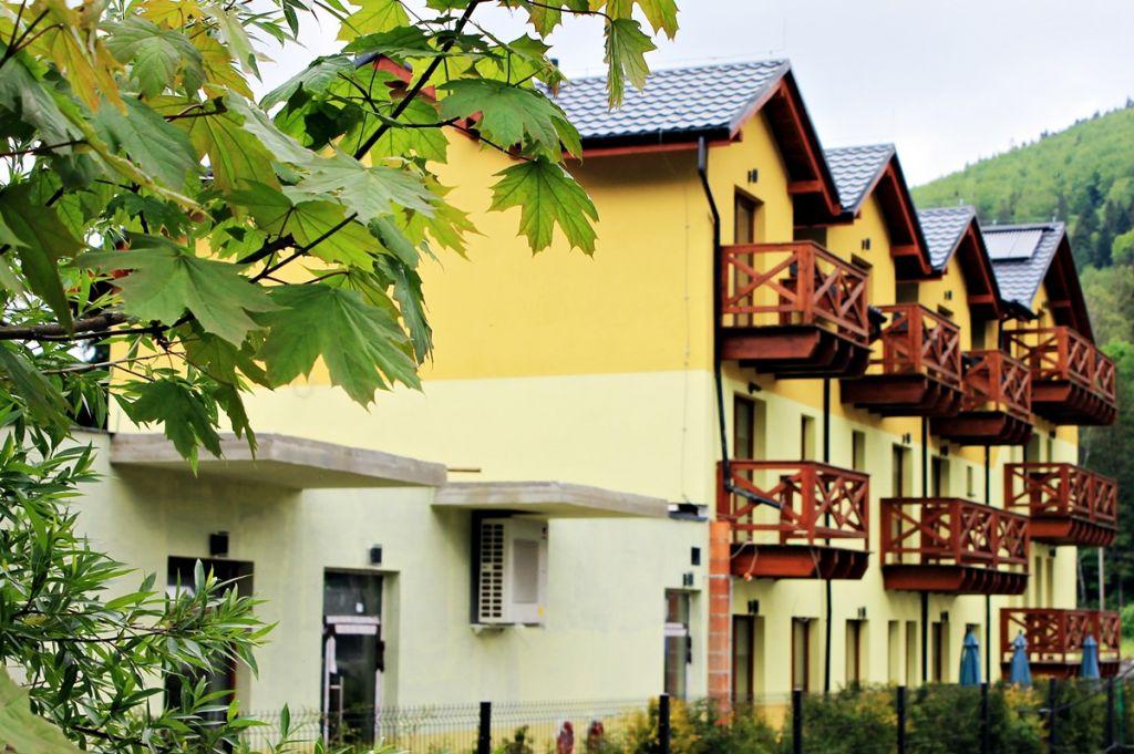 Budynek - Apartamenty nad Wisłą - Jawornik