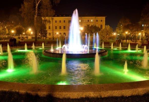 fontanna muzyczna