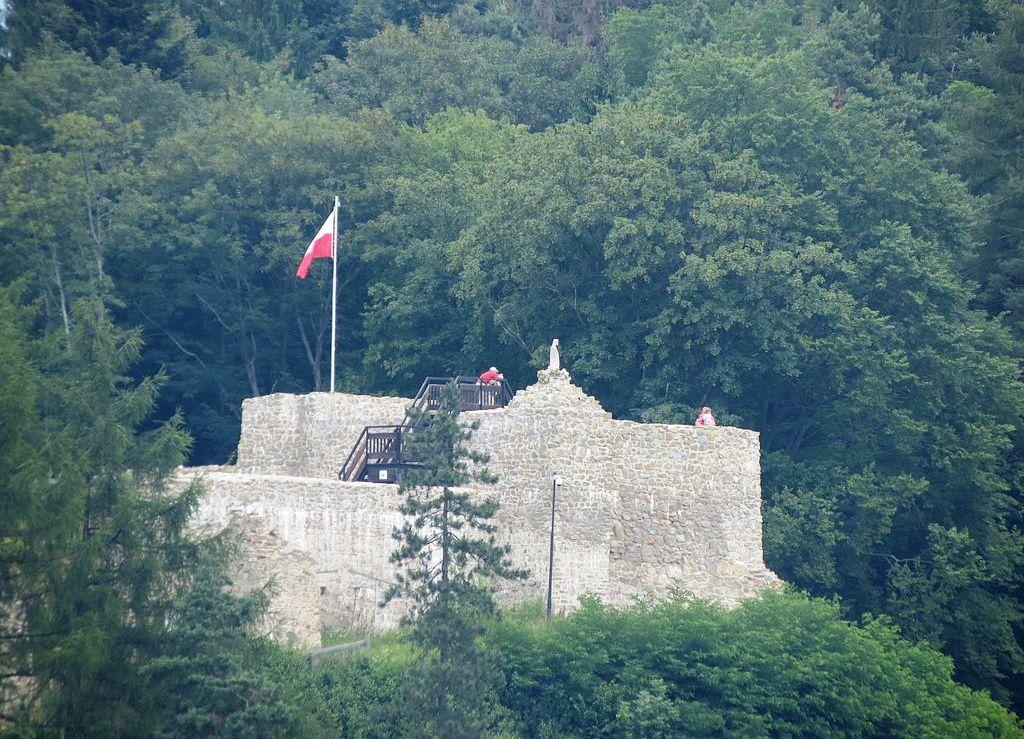 Zamek Starostów Muszyńskich