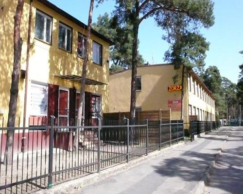 Budynek ORW Zorza
