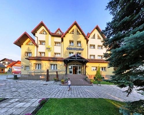 Hotel*** NAT Wisła - budynek