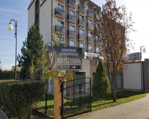 "Sanatorium Uzdrowiskowe ""Krystynka"""