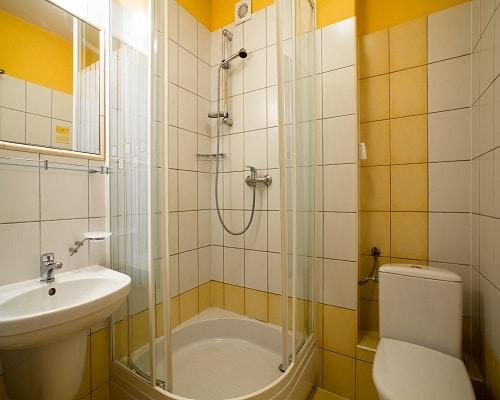 Łazienka w Hotel*** NAT Wisła
