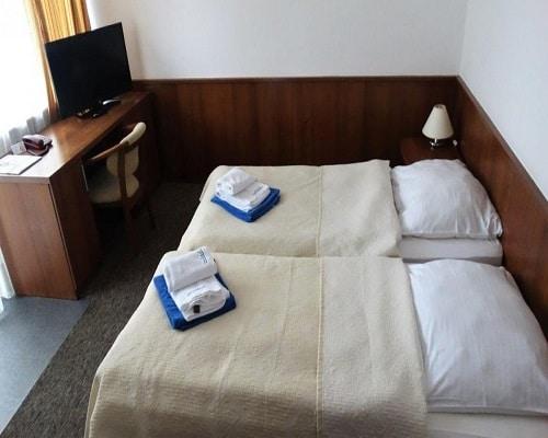 Pokój w budynku C