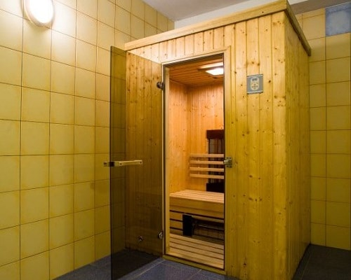 Sauna w Hotel*** NAT