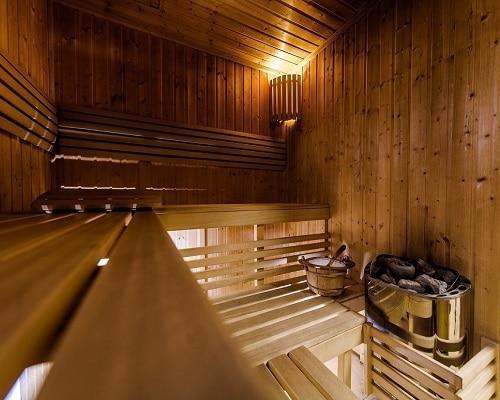 La Siesta - sauna