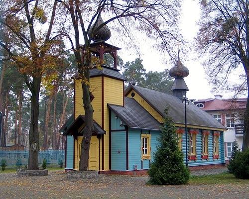 Ciechocinek - cerkiew