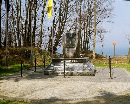 Obelisk - Gwiazda Północy