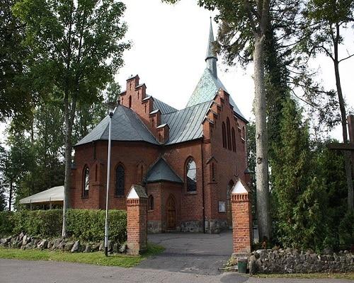 Mielno - Kościół Przemienienia Pańskiego