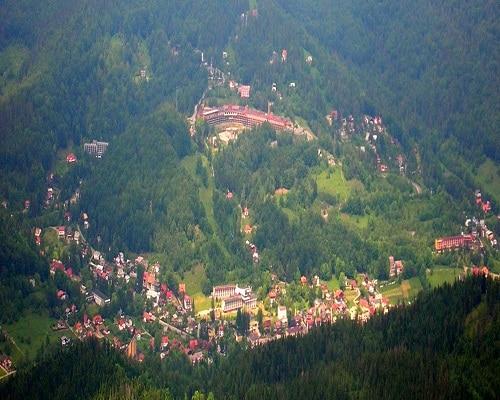 Szczyrk - panorama