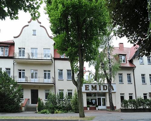 Budynek - OW Temida