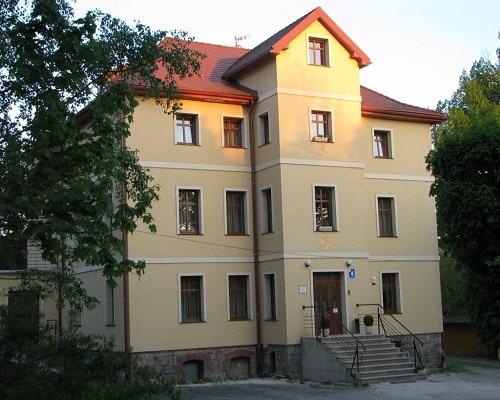 Willa Pod Gwiazdami - budynek