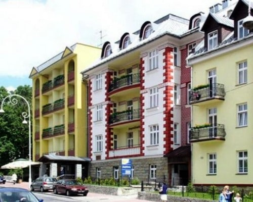 Hotel*** NAT - Krynica Zdrój