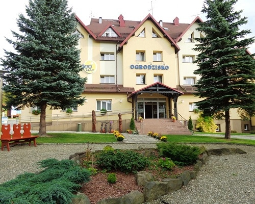 Hotel NAT*** w Wiśle
