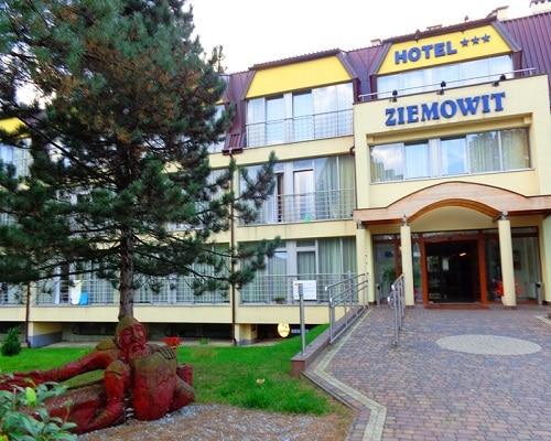 hotel NAT*** w Ustroniu