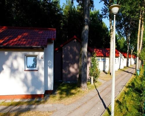 Domki murowane