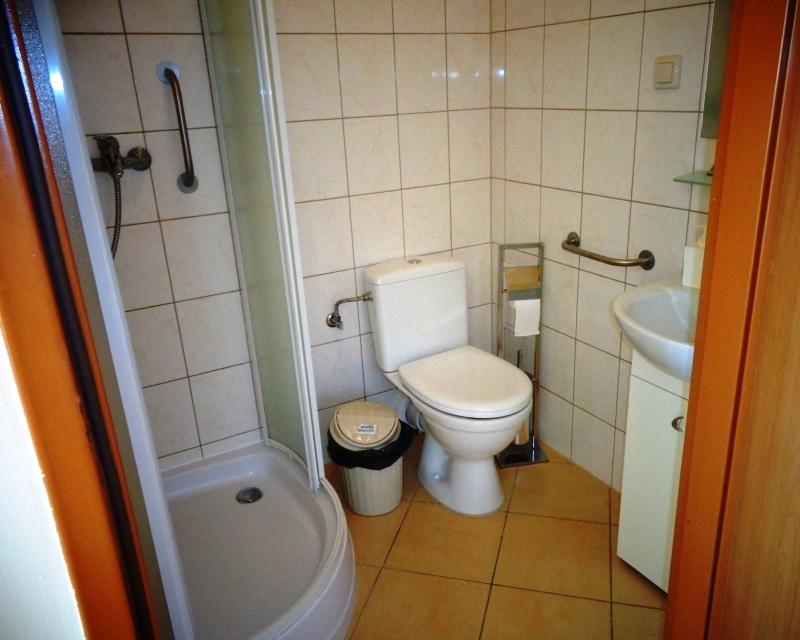 Madohora - łazienka