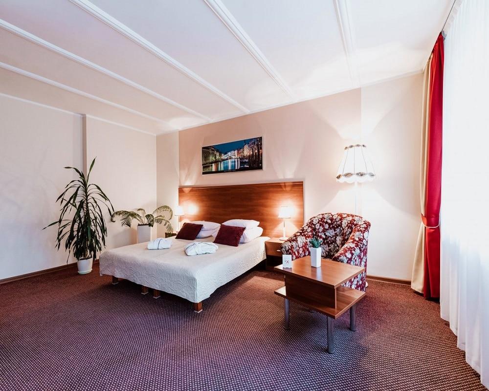 Pokój w Hotelu Gromada