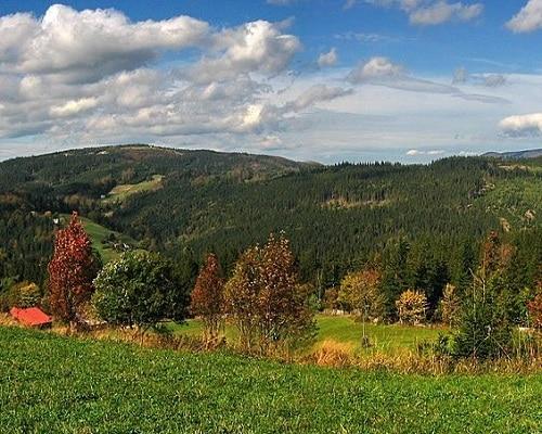 Wisła - panorama