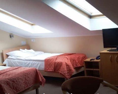 pokój w Hostelu (IIIp.)