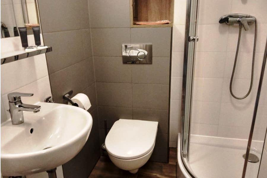 OW Radość - łazienka