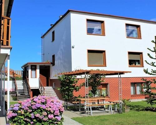 U Mariusza - budynek