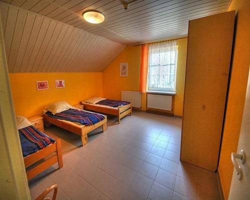 Pokój w ośrodku Regor