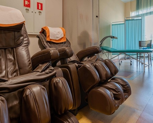 Fotele masujące