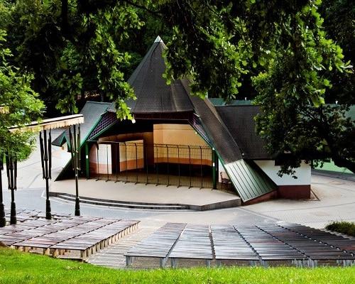 Jaworze - Amfiteatr