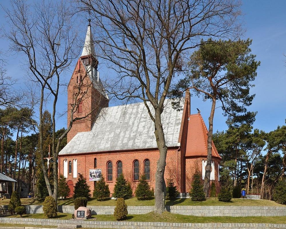 Kościół w Mrzeżynie