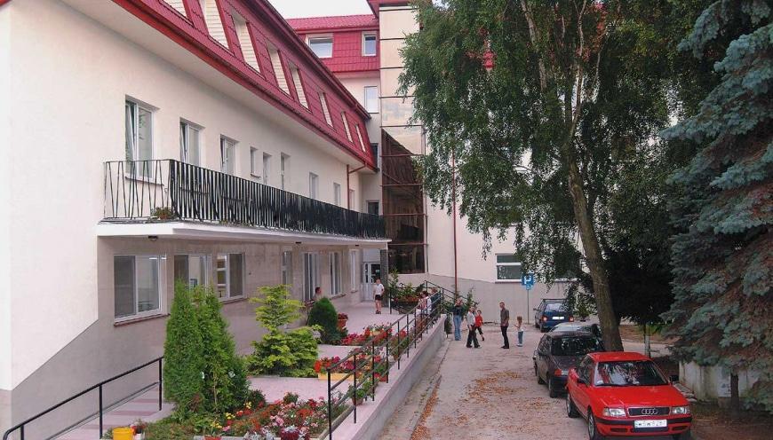 Budynek ORW Zagłębie